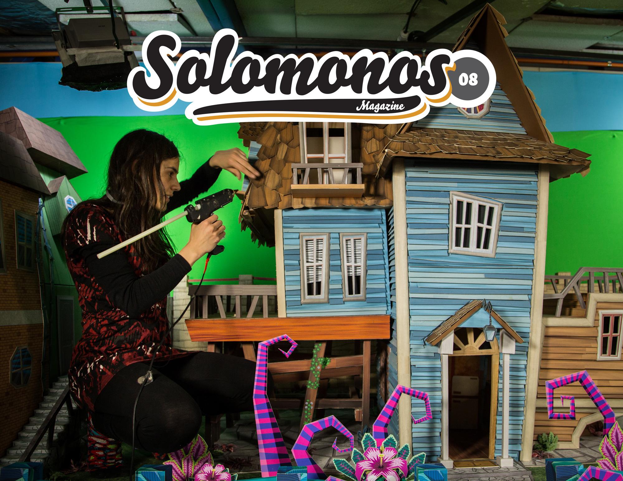 SOLOMONOS MAGAZINE 08