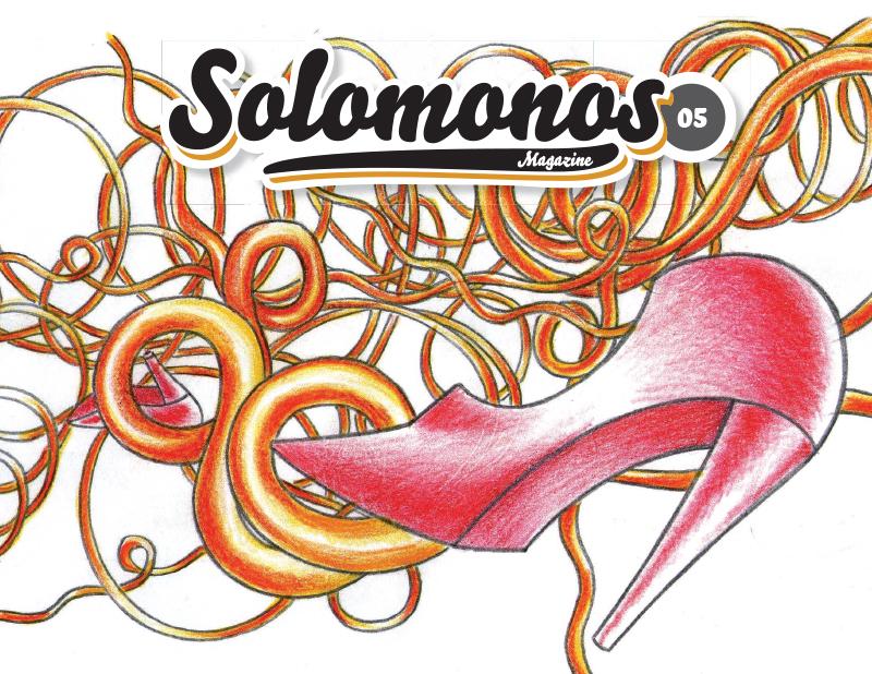 SOLOMONOS MAGAZINE 05 (ESP)