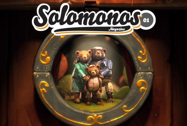 SOLOMONOS MAGAZINE 01