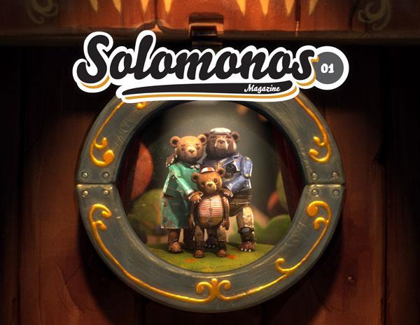 SOLOMONOS MAGAZINE 01 (ESP-ENG-POR)