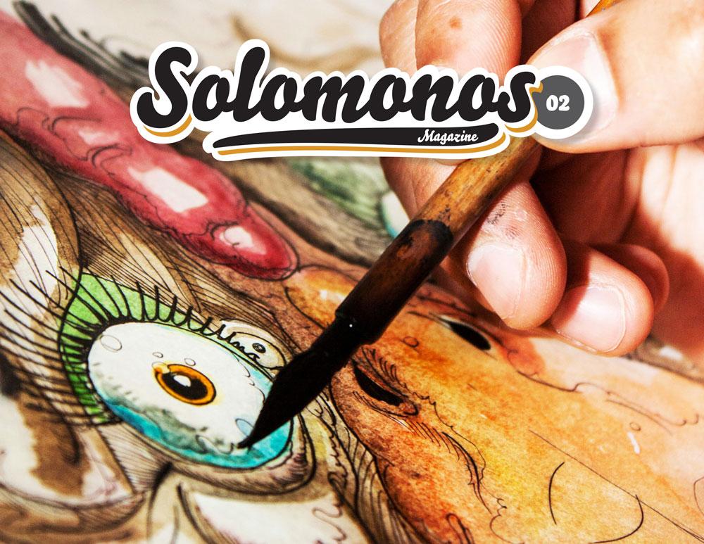 SOLOMONOS MAGAZINE 02 (ESP-ENG-POR)